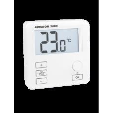 Проводной суточный регулятор температуры Auraton 3013