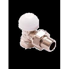Вентиль для радиатора термостатический угловой ½ Armatura